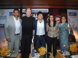 Bryan Adams live concert press meet at Grand Hyatt, Mumbai