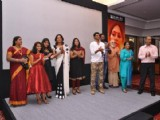 Mumbai screening of Shakti Pirakkudhu, a feature film in Tamil at NCPA
