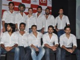 Press Conference for the Celebrity cricket League (CCL), Mumbai