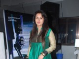 Poonam Dhillon launches the music of film Faarar at Bright office