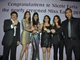 Celebs grace Miss Earth 2010 Nicole Faria's welcome bash at the Atria Mall