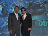 "Shahrukh Khan and Sameer Nair launch Imagine Indian television�s new mega show ""Zor Ka Jhatka"" at Grand Hyatt Hotel"