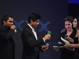 SRK launches XXX energy drink at Grand Hyatt