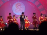 Govinda at Country Club New Year Party