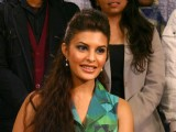"Jacqeline Fernandez at the announcement of finalists of ""Let's Design Season-3"" in New Delhi"