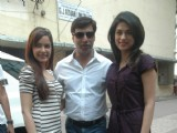 Ek Cutting Chai Film Festival with Shazahn Padmsee, Madhur Bhandarkar and Shraddha Das in National College