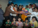 Music launch of film''Satrangee Parachute'' in ST Catherine's children home