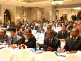 The delegates at ''India-Least Developed Countries Ministerial Conference'', in New Delhi