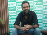 Abhay Deol at Green magazine launch at Oankwood