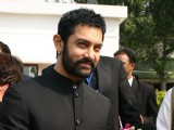"Aamir Khan at the release of book ""Colours of My Rainbow"" in New Delhi"