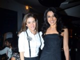 TV stars at Endemol bash at Vie Lounge
