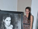 Shazahn Padamsee graces art event at Museum Art Gallery
