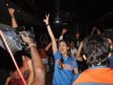 Odyssey corp. Ltd. celebrates grand celebration of World cup 2011 at Novotal hotel