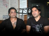 "Arbaaz Khan at Joshua Inc studio to promote aninamtion film ""Hum Hain Chaaptar"""
