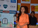 Rani promotes P &G's Shiksha building 20 schools across India initiative