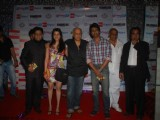 Mahesh Bhatt & Smiley Suri at Crackers music launch at Juhu