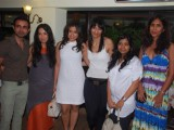 Celebs at Mal store launch at Juhu