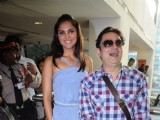 Lara Dutta and Vinay Pathak promotes 'Chalo Dilli' with Asmi Diamonds at Atria Mall