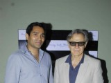 Hollywood actor Harvey Keitel ties up with Bollywod producer Sanjay Singh of 'Udaan' fame at Colaba