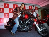 Arjun Rampal launches Garware Motors Hyosung Super bikes at Taj Lands End