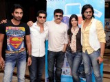 Press Conference of movie 'Men Will Be Men' in Delhi