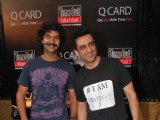 I AM film starcast at Time Out Magazine Q Card launch at Bonobo