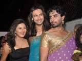 Celebs at 'Uttaran' tvshow success bash at Juhu