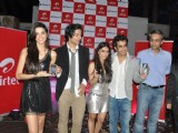 iPhone 4 launched by star cast of film Always Kabhi Kabhi