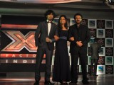 Sonu Nigam and Sanjay Leela Bhansali at 'X Factor India' Launch