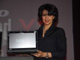 Gul Panag at Lenovo ThinkPad Laptop launch, Taj