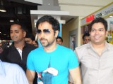 Emraan Hashmi at Vashi to promote film 'Murder 2'
