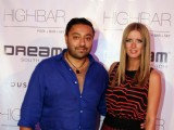 "Vikaram Chatwal and Nicky Hilton Inaugurates ""Dream South Beach"" at the posh South beach in Miami"