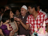 Satish Reddy's daughter Birthday Party at Marimba Lounge in Andheri, Mumbai