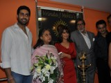 Amithabh, Jaya & Abhishek Bachchan at 'VIBRATIONS THE WELLNESS ZONE' by Vrinda J Mehta