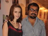 Kalki Koechlin with Anurag Kashyap launches Femina TV Commercial at Le Sutra Bandra