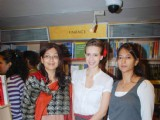 Kalki and Abhinav at Chatura Rao Kashyap's Book Launch, Crosswords
