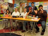Chala Mussaddi - Office Office music launch by Gulzar at Radio City