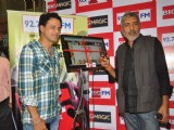 Aarakshan promotional event at Big FM