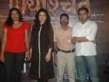 Tisca Chopra at Sony's Prayaschit serial launch