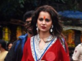 Kangna Ranaut and Himesh Reshammiya snapped at Siddhivinayak Temple