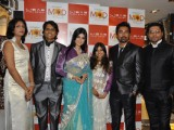 Nagesh Kukunoor, Ayesha Takia and Rannvijay Singh promote their film 'Mod' with unveiling clothes collection designer by Riyaz Gangji