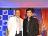 Karan Johar announced as the Brand Ambassador of 'LLoyd LED' at Hilton