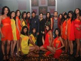 Kingfisher Calendar Girl 2011 contest in Mumbai