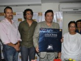 Rishi Kapoor launches Music CD compilation Legends Shammi Kapoor - 80 Glorious Years in Mumbai