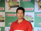 Sachin Tendulkar at Golden Castrol spanner awards in ITC Grand Maratha