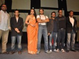 Sonakshi Sinha and Ranveer Singh during the launched of Vikramaditya Motwane film 'Lootera' at Yash Raj Studio