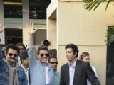 Tom Cruise arrives in Mumbai for promotion of his film Mission Impossible
