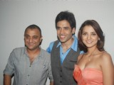 Tusshar Kapoor and Kulraj Randhawa at a press meet