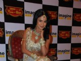 Pakistani actor Veena Malik during a press conference announcing the next season of the TV series 'Swayamvar' in Mumbai