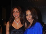 Esha Deol and Raima Sen during the launch of Toy Watch for The Collective at Palladium